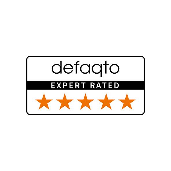 Tyre Insurance 5 Star Defaqto Logo